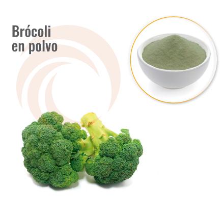 Brocoli en polvo