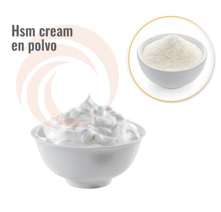 Hsm cream en polvo
